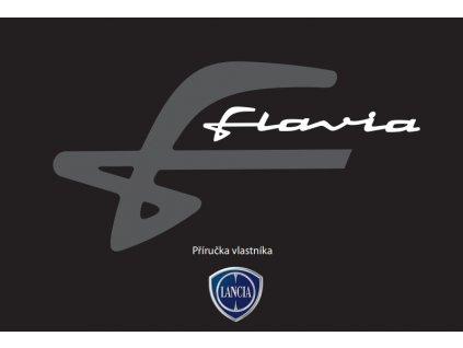 Návod k použití Lancia Flavia 2012-2013