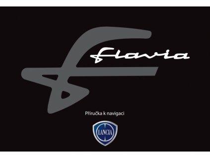 Návod k použití Lancia Flavia Instant Nav 2012-2013
