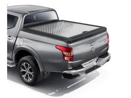 Fiat Fullback Hliníkový kryt tonneau EC