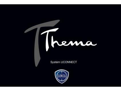 Návod k použití Lancia Thema uConnect 2012-2014
