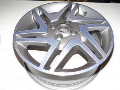 Fiat Qubo / Fiorino Slitinové kolo 6J X 16'' ET 45