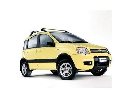 Fiat Panda 169 Boční okraj pro verzi 4x4 climbing