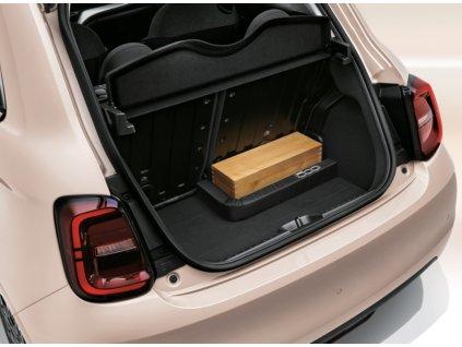 Fiat 500X Upevnění zavazadel