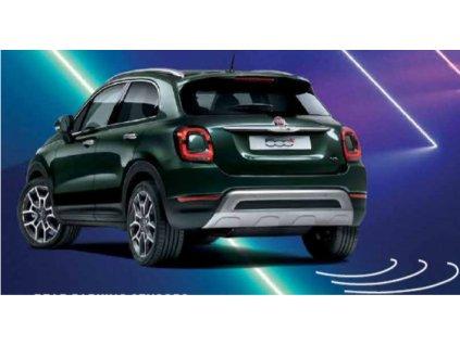 Fiat 500X Alarm proti krádeži