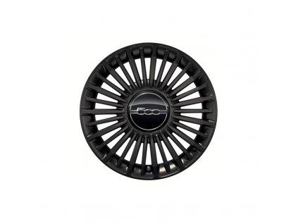 """Fiat 500 UV Ráfek z lehkých slitin 16"""" matová šedá, pro sportovní vzhled"""