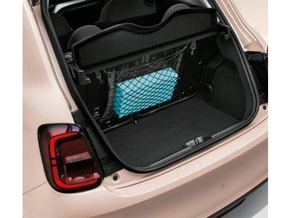 Fiat 500 EV Síť cargo