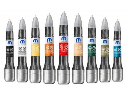 Mopar Lakovací tužka / Touch Up Paint (PXL) Magnet Black Pearl
