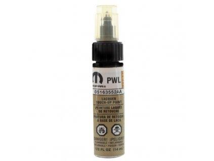 Mopar Lakovací tužka / Touch Up Paint (PWL) White Gold Metallic C/C