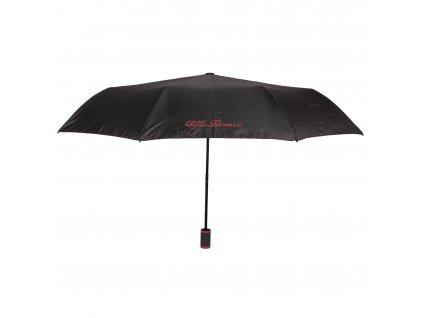 Alfa Romeo Deštník černý