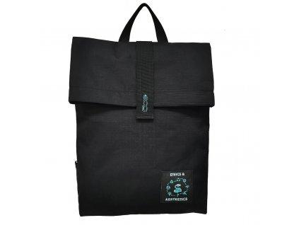 Fiat batoh černý