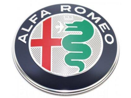 Alfa Romeo 4C Coupe, Spider Znak přední
