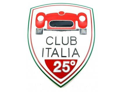 Alfa Romeo 4C Coupe, Spider Znak boční Club Italia