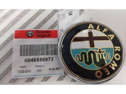 Alfa Romeo 147 Znak Alfa Romeo