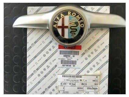 Alfa Romeo GT Znak Alfa Romeo na přední mřížku