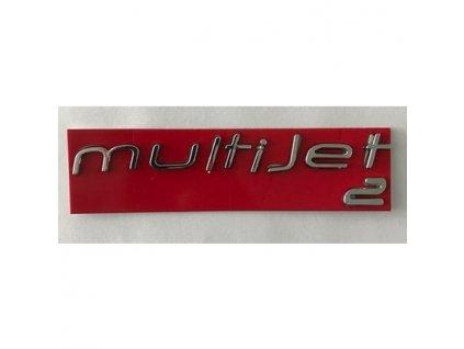 Fiat Tipo Nápis Multijet2
