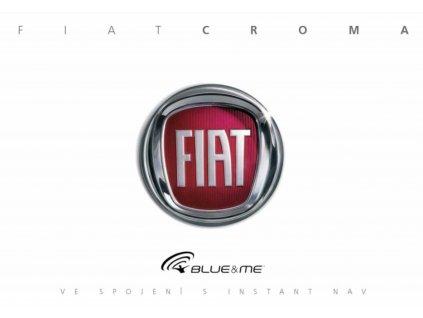 Návod k použití Fiat Croma Blue&Me s Instant NAV (2005-2010)