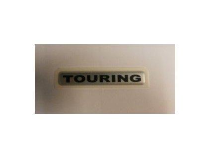 Nápis TOURING CS