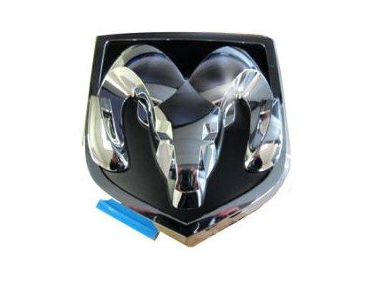 Znak DODGE/Chrysler Grand Voyager RT zadní