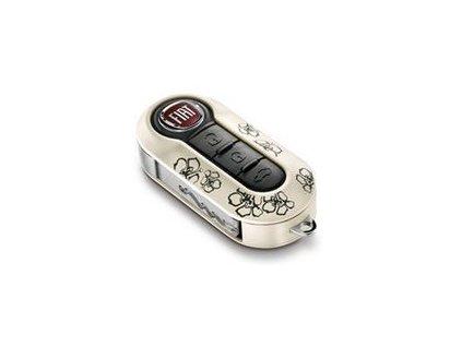 Fiat 500X Kryty na klíč KVĚTINA