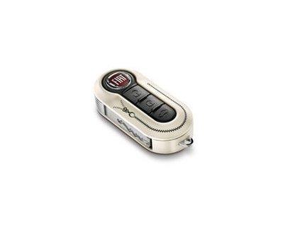 Fiat 500X Kryty na klíč ZIP