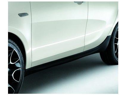 Lancia Ypsilon Prahové lišty