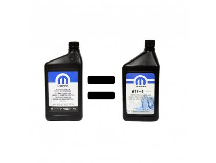 Mopar power steering fluid hydraulic (946ml)