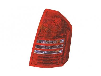 Světlomet zadní P LX - sedan
