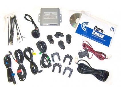 Jeep / Chrysler Parkovací senzory