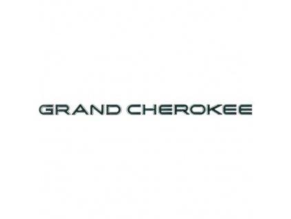 Nápis GRAND CHEROKEE