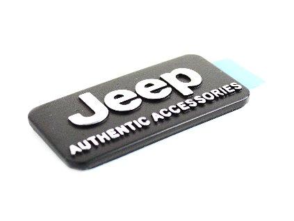 "Jeep karakter ""Authentic Jeep tartozékok"""