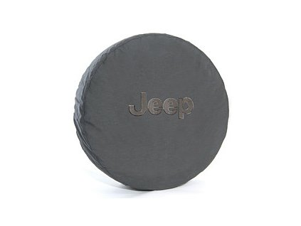 Jeep Wrangler kryt rezervy JEEP BLACK 16´