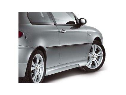 Alfa Romeo 147 Boční ochranné lišty