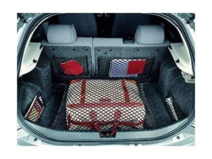 Alfa Romeo 147 Sada bočních sítí do zavazadlového prostoru