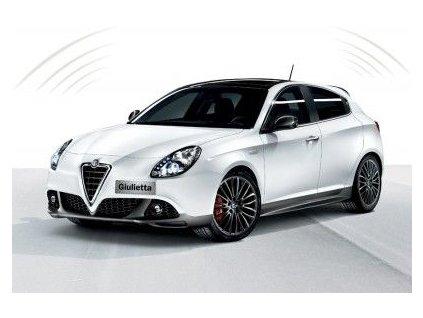 Alfa Romeo Giulietta Prostorový alarm