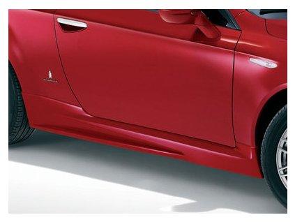 Alfa Romeo Brera/Spider Sada prahových nástavců