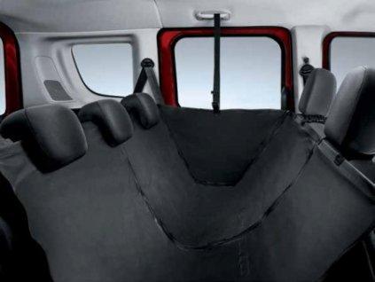 Abarth / Fiat Ochrana zadních sedadel