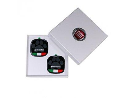 Fiat Panda 319 Badge Itálie