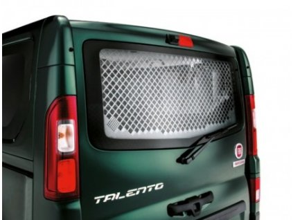Fiat Talento Ochranné okenní mřížky, pro zadní výklopné dveře
