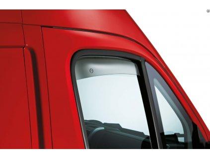 Fiat Ducato Deflektory oken