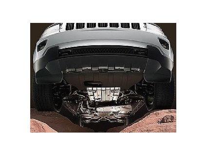 Jeep Grand Cherokee WK2 / Dodge Durango WD Přední ochranný kryt