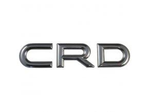 Nápis CRD WJ/WG