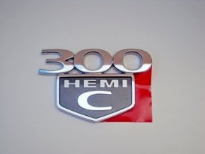 Nápis 300C HEMI LX