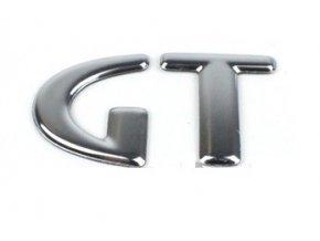 Nápis GT PT