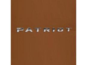Nápis PATRIOT MK