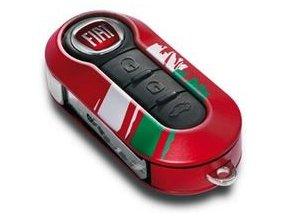 Fiat 500X Kryty na klíč ITALY