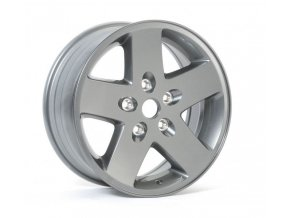 "Mopar kolo 17x7.5"" Moab in Mineral Gray & 5.5"" Backspacing"