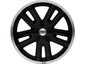 "Mopar kolo 18x7"" Black Painted"