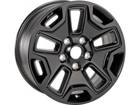 "Mopar kolo 17x7.5"" Moab in Gloss Black"
