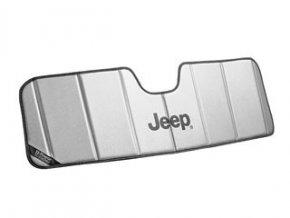 Jeep Commander sluneční clona