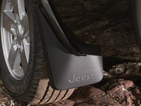 Jeep Commander zástěrky přední